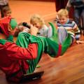 Elfy świętego Mikołaja